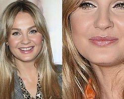 Małgorzata Socha z nowymi brwiami na imprezie. Microblading zniekształcił jej piękną twarz?