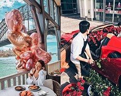 Walentynki NA BOGATO? Oto jak bogate dzieciaki z Instagrama zamierzają uczcić święto zakochanych!