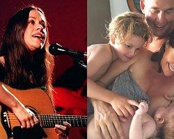 Alanis Morissette po raz trzeci zostanie mamą. 44-latka pochwaliła się ciążowym brzuszkiem!