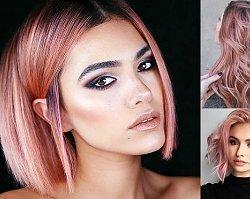 Rose gold - charyzmatyczna i stylowa koloryzacja włosów