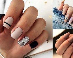 Wiosenny nude manicure - 27 stylowych i eleganckich zdobień