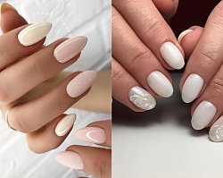 Manicure ślubny 2019 - najpiękniejsze paznokcie dla panny młodej