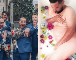Mężczyźni w zabawny sposób sparodiowali pozy popularnych zdjęć z Instagrama. Będzie płakać ze ŚMIECHU!