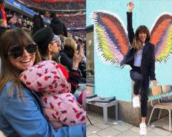 Ania i Robert Lewandowscy prawie POKAZALI TWARZ swojej córeczki! Internauci uznali, że ta fotografia jest do tej pory jest najpiękniejsza