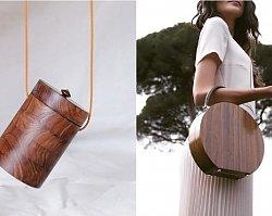 Torebka z drewnianym motywem - oryginalny i modny pomysł na stylizację [trendy wiosna-lato 2019]