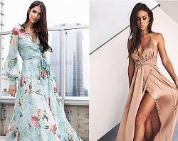 Sukienka maxi - długa sukienka na wyjątkowe okazje i nie tylko