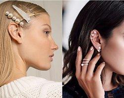 Modne akcesoria z perłami: Biżuteria i ozdoby do włosów na wiosnę i lato 2019