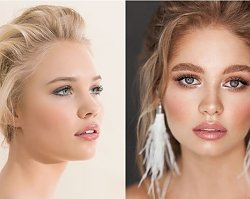 Makijaż ślubny - trendy w makijażu w sezonie ślubnym 2019