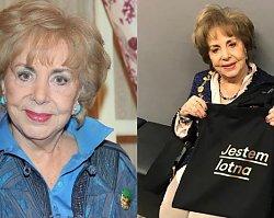 Za chwilę pogrzeb Zofii Czerwińskiej, a tu taka niespodzianka! Aktorka zaskoczyła wszystkich swoją ostatnią wolą