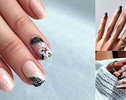 Wiosenny nude manicure - galeria najpiękniejszych stylizacji