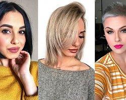 Fryzury na udaną metamorfozę - katalog trendów 2019