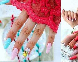 Manicure na Wielkanoc - galeria najpiękniejszych stylizacji