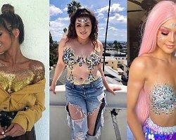 Brokatowe ciało najmodniejsze na imprezę! Influencerki z Instagrama pokazują, jak lśnić tego lata