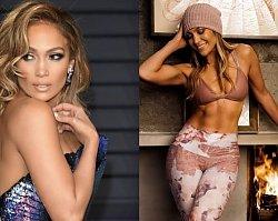 """49-letnia Jennifer Lopez chwali się wspaniałym ciałem w bikini, lecz opinie są podzielone: """"Wyglądasz jak facet"""", piszą fani"""