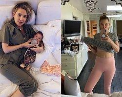 Kate Hudson chwali się płaskim brzuchem pół roku po porodzie. Wow!