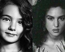 Córka Moniki Bellucci to jej żywa KOPIA! Zobaczcie, jak bardzo są do siebie podobne!