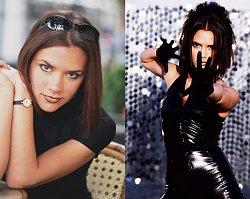 Victoria Beckham skończyła 45 lat! Do sieci wypłynęły zdjęcia Posh bez makijażu, z imprezy i z młodości. Nas zaskoczyło szczególnie JEDNO z nich...