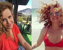 Kaja Paschalska pręży się na plaży W BIKINI! Figura mega, ale fani coś zauważyli!