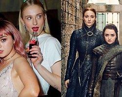 """Sansa i Arya na czerwonym dywanie! Zobaczcie, jak wyglądały bohaterki """"Gry o tron"""" w dniu premiery ostatniego sezonu!"""