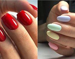 Wiosenny manicure - lakiery do paznokci w najmodniejszych kolorach