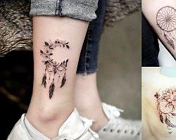 Tatuaż łapacz snów - 20 niesamowitych wzorów dla kobiet