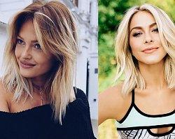 Fryzury dla włosów półdługich - galeria ultrakobiecych cięć, którym ciężko się oprzeć!