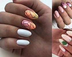 Manicure hybrydowy na wakacje - stylizacje, od których ciężko oderwać wzrok