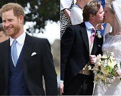 Kolejny ślub w brytyjskiej rodzinie królewskiej! Zabrakło Meghan, a książę Harry dotrzymywał towarzystwa INNEJ kobiecie!