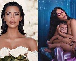 Kim Kardashian pokazała najmłodszego synka i wyjawiła jego imię! Oryginalne, lecz nie wszystkim się spodobało...