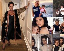 Kris Jenner w poście na Dzień Matki pominęła jedną z córek. Sprawdźcie, jak ta się odgryzła!