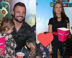 Trybsonowie z dziećmi na premierze filmu! Starsza córka robi się coraz bardziej podobna do mamy?