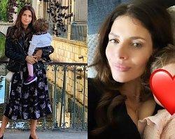 Weronika Rosati oświadcza: Całkowita opieka została przydzielona mnie, matce, częściowo ograniczając ją ojcu