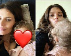 """Weronika Rosati świętuje amerykański Dzień Matki z 2-letnią Elizabeth. """"Jestem najszczęśliwszą na świecie, że mam Ciebie"""""""