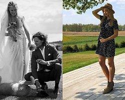 Natalia Klimas pokazała zdjęcie w zaawansowanej ciąży! Zdradziła też płeć dziecka