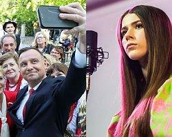 Roksana Węgiel pozuje z parą prezydencką! Za to jedno zdjęcie spadła na nią lawina hejtu!