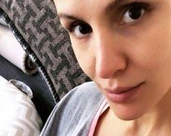 """Sara Boruc pokazał słodkie zdjęcie z synkiem. """"Zmęczeni, ale jacy szczęśliwi"""""""