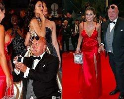 Zaręczyny w Cannes! Choć wokół były same gwiazdy, to ta nieznana para skradła show!