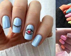 Pastelowy manicure - przeglądamy najnowsze trendy