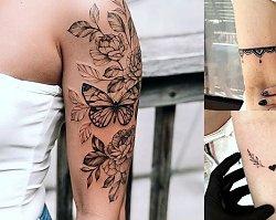25 zachwycających wzorów na tatuaż w okolicy ręki [GALERIA]