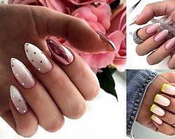 Jasny manicure - 35 stylowych zdobień na lato