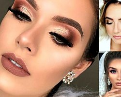 Top 20 pomysłów na makijaż ślubny 2019/2020! [GALERIA]