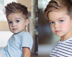 Świetne fryzury dla małych mężczyzn - przegląd cięć 2019/2020