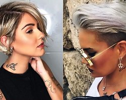 Modne krótkie fryzury 2019. Najgorętsze trendy lata z Instagrama