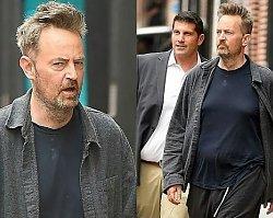 """Matthew Perry to WRAK człowieka, nie rozpoznacie w nim dawnego Chandlera z """"Przyjaciół""""!"""