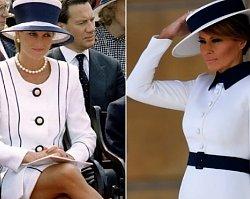 """Melania Trump okrzyknięta """"najbardziej elegancką pierwszą damą, jaką kiedykolwiek miała Ameryka""""! A to za sprawą tej stylizacji!"""