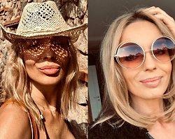 Agnieszka Włodarczyk pozuje BIKINI na wakacjach we Włoszech! Gwiazdy zachwycają się jej boskim ciałem!