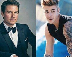 Justin Bieber będzie walczył z Tomem Cruisem w oktagonie? Szef UFC wyjawił rewelację TMZ Sports!