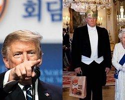 Wizyta Donalda Trumpa w Wielkiej Brytanii to wpadka za wpadką! Zobaczcie, ile śmiechu ma z tego internet!