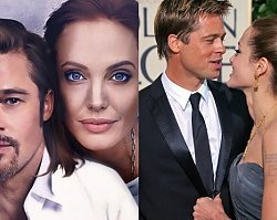 Brad Pitt i Angelina Jolie rozstali się w 2016 roku. Od tamtej pory on miał wiele kobiet, ona - NIKOGO. A oto powód!