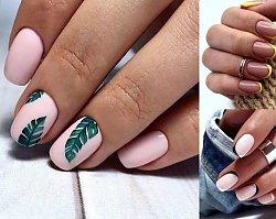 Manicure dla krótkich paznokci - 25 najpiękniejszych propozycji z sieci